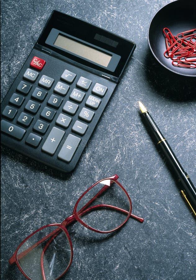 Tischplatteninstallation stockfoto