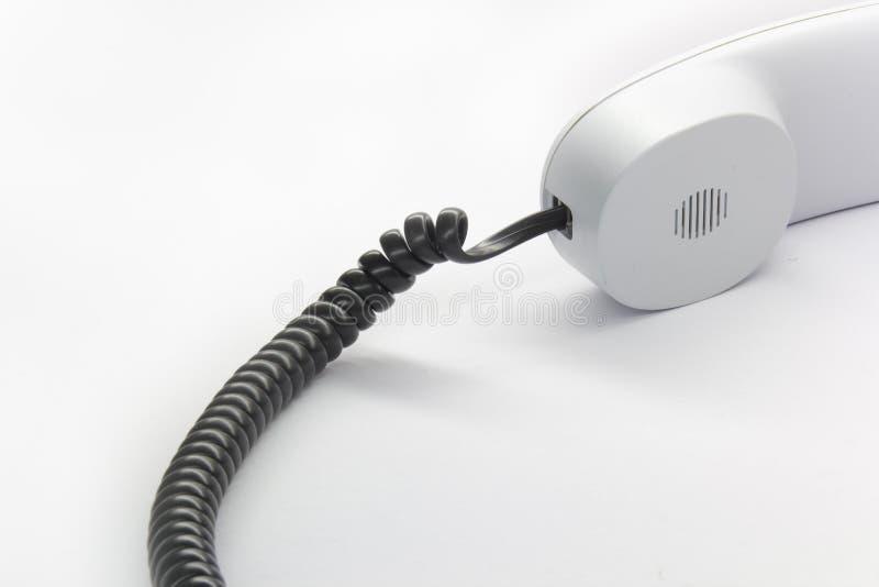 Tischplattentelefon lizenzfreies stockbild