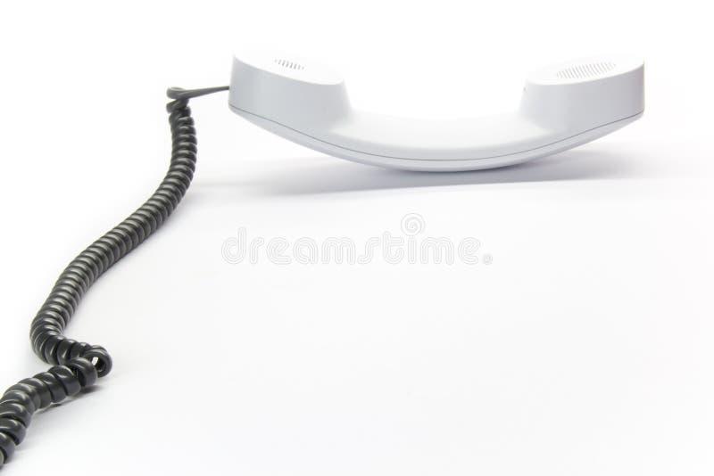 Tischplattentelefon lizenzfreie stockfotografie