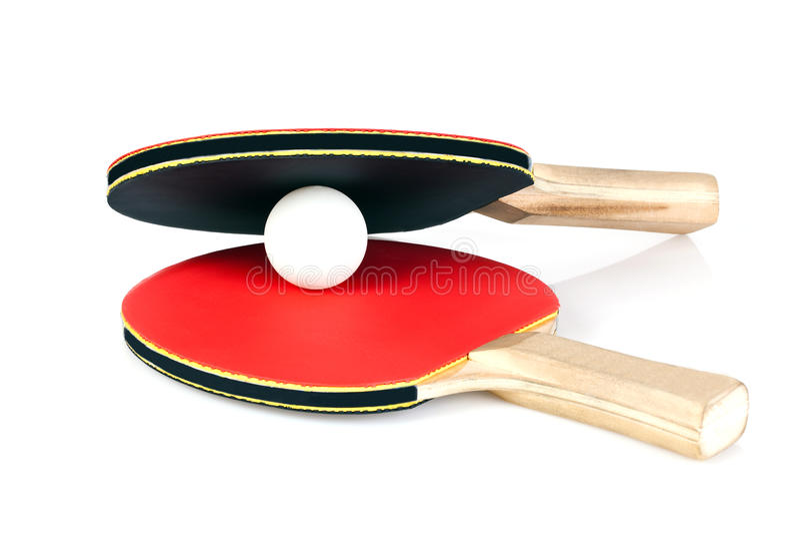 Tischtennis lizenzfreie stockbilder