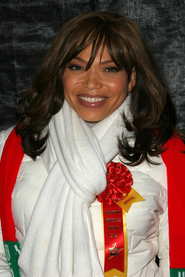 Tisha Campbell-Мартин стоковое фото rf