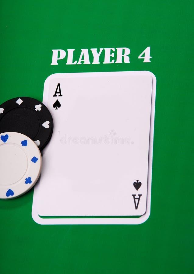 Poker images libres de droits