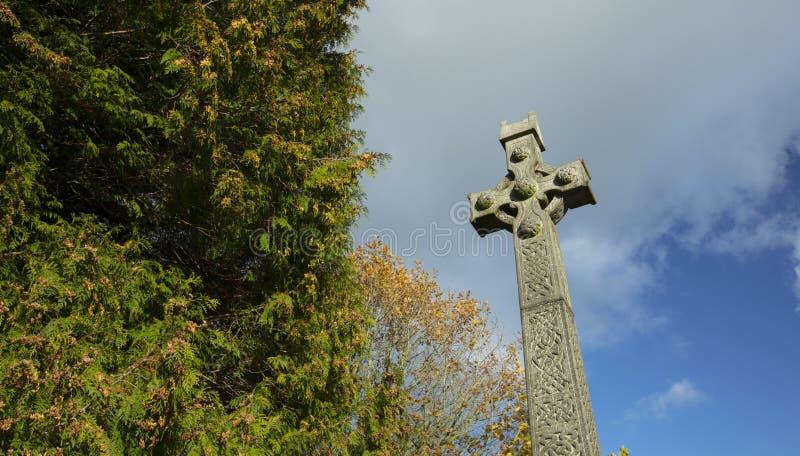 Tissington, Derbyshire, R-U : En octobre 2018 : ANC d'église de Marys de saint images stock