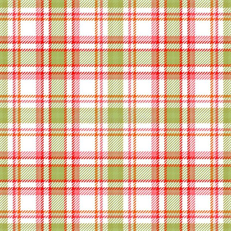 Tissu écossais de tartan de plaid de tissu matériel de texture images stock