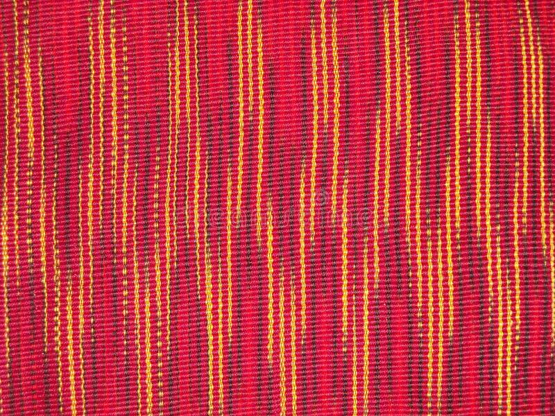 Tissu avec le motif abstrait photos stock