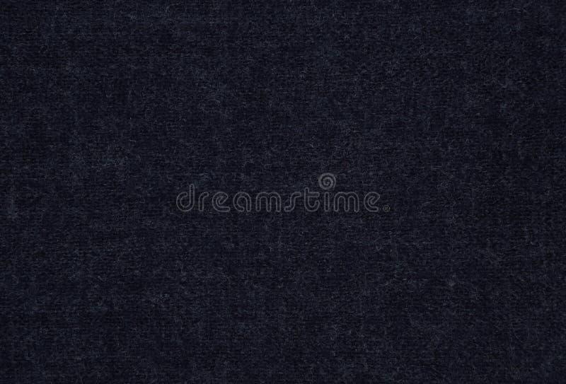 Tissu bleu images stock
