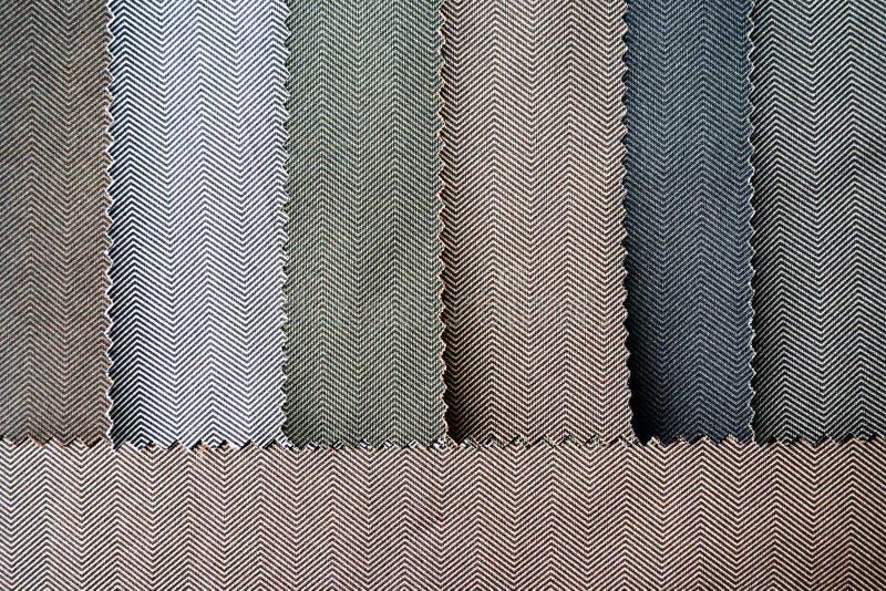 Tissu coloré