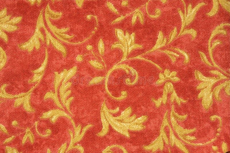 Tissu décoratif photos libres de droits