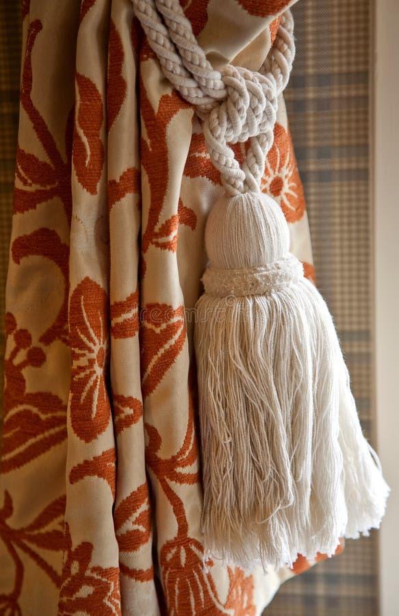 Tissu décoratif photos stock
