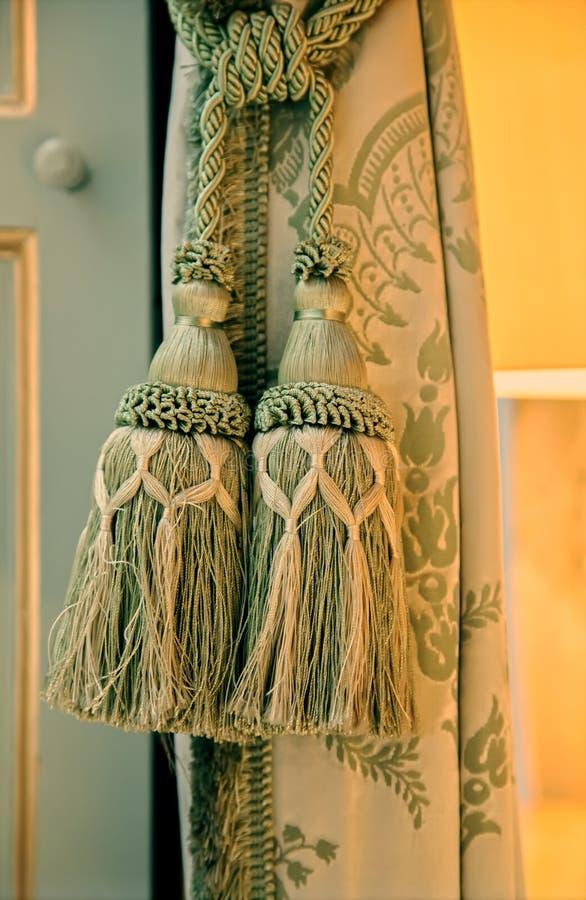 Tissu décoratif photo libre de droits