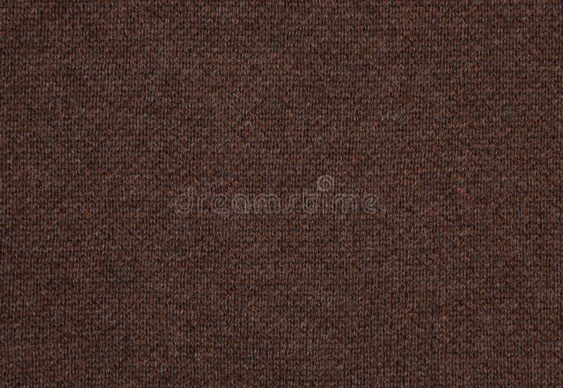 Tissu de Brown photos libres de droits