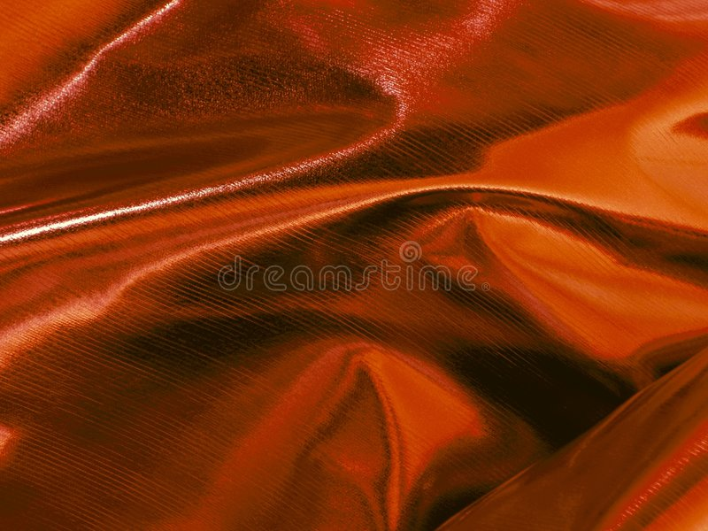 Tissu de cuivre brillant de décoration photo libre de droits