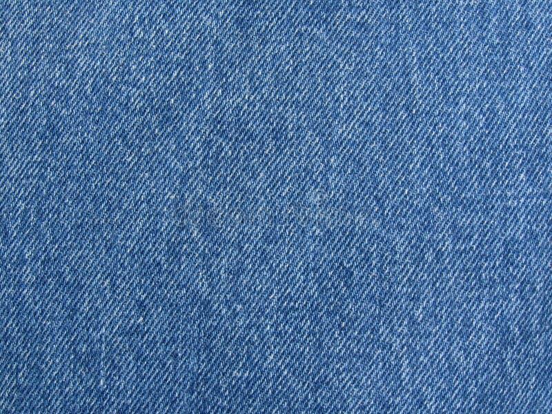 Tissu de jeans photographie stock