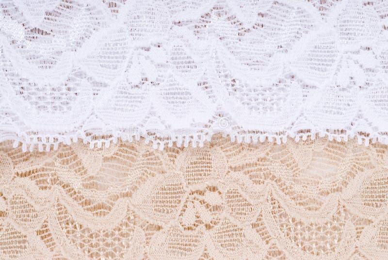 Tissu de lacet images stock