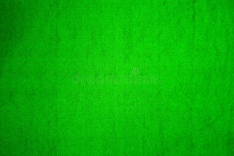 Tissu de laine vert images stock