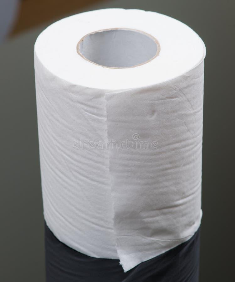 Tissu de salle de bains images stock