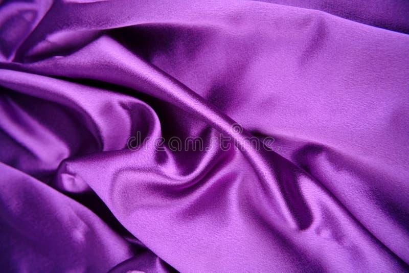Tissu en soie images libres de droits