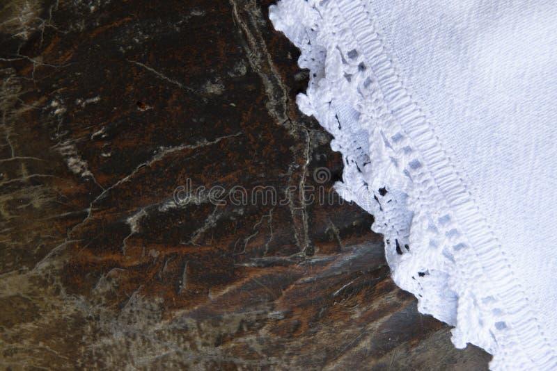 tissu fait main de plat photo stock