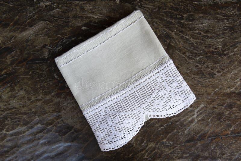 tissu fait main de plat photos libres de droits