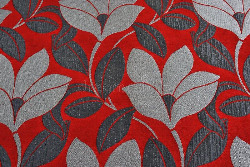 Tissu floral hardiment coloré photos libres de droits