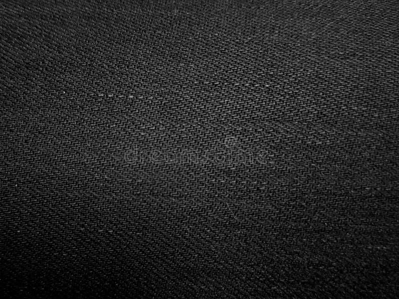 Tissu gris-foncé de jeans images libres de droits