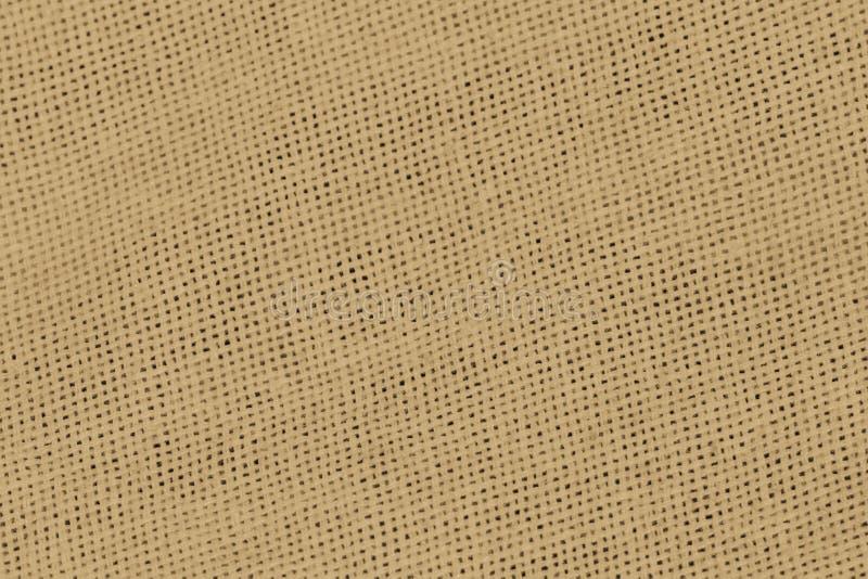 Tissu jaune Mesh Macro Shot illustration libre de droits