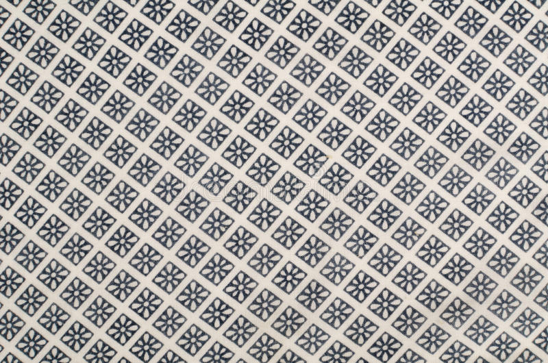 Tissu modelé image stock
