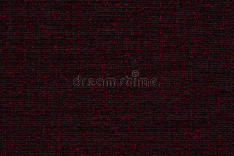 Tissu rouge comme fond Fond abstrait, calibre vide image stock