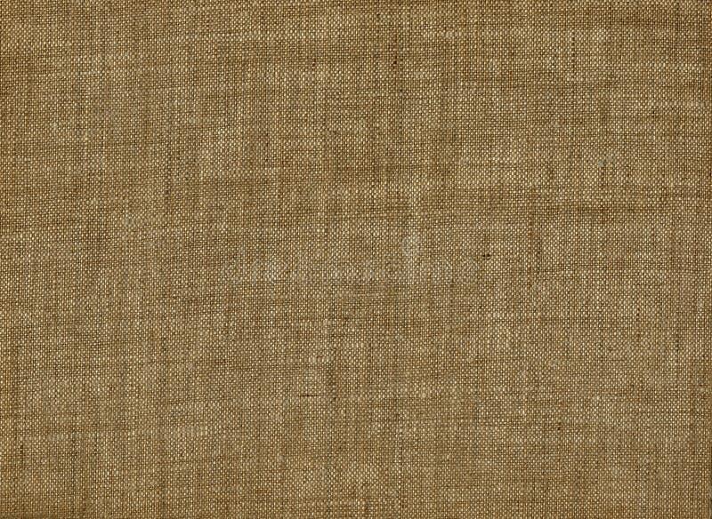 Tissu, toile de jute image libre de droits