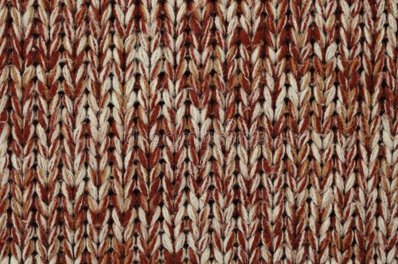 Tissu tricoté. Texture. images libres de droits