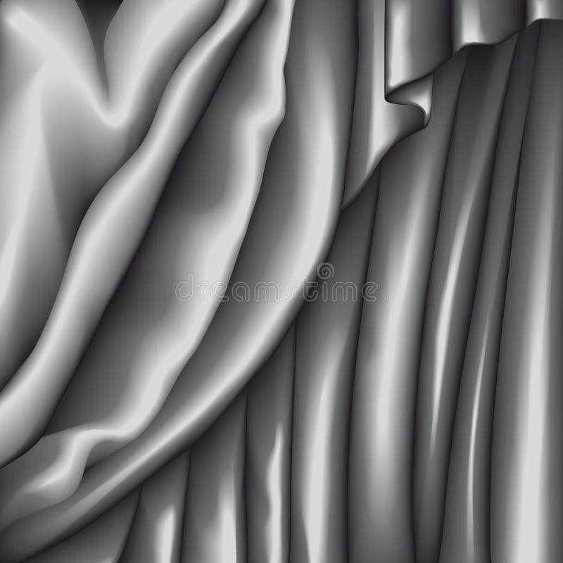 Tissu (vecteur) illustration libre de droits
