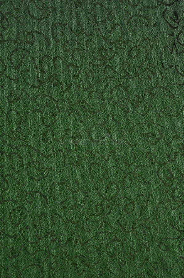 Tissu vert images stock