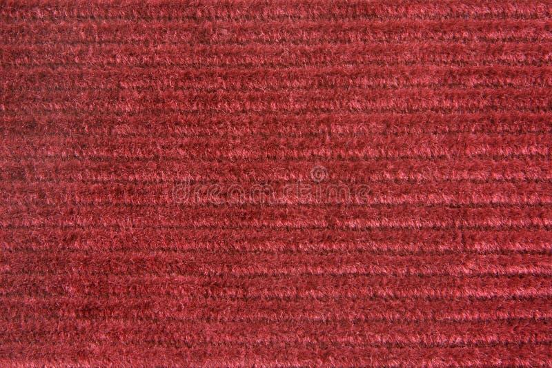Tissu vinicole de velventine photos libres de droits