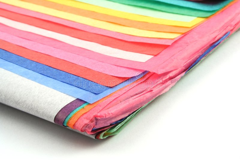 Tissue Paper royalty free stock images
