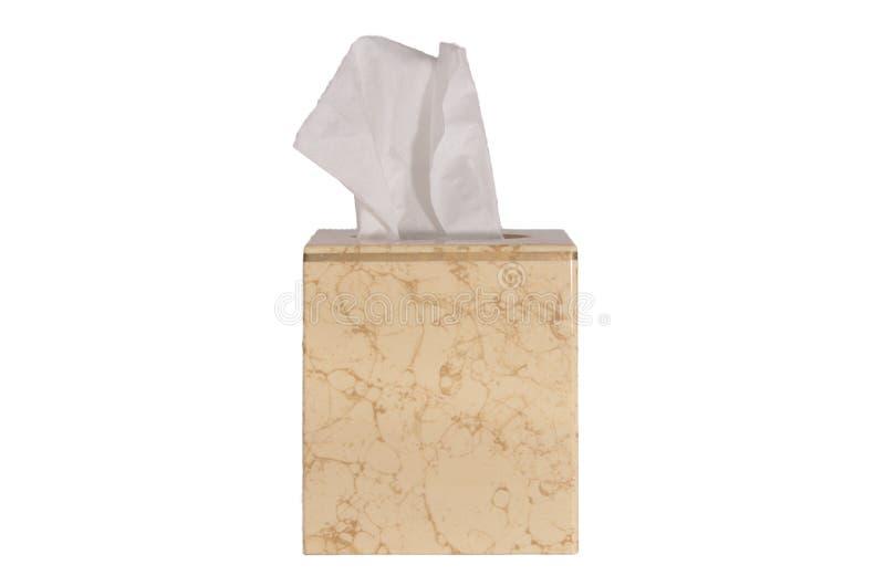 Tissue Paper Dispenser stock photo