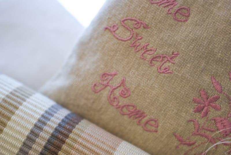 Tissus et produits de textile photo libre de droits