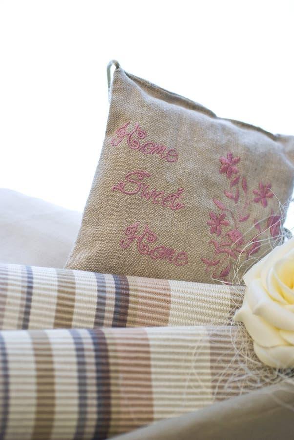 Tissus et produits de textile images stock