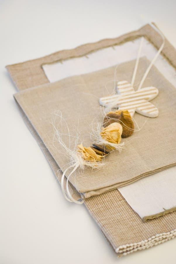 Tissus et produits de textile photo stock