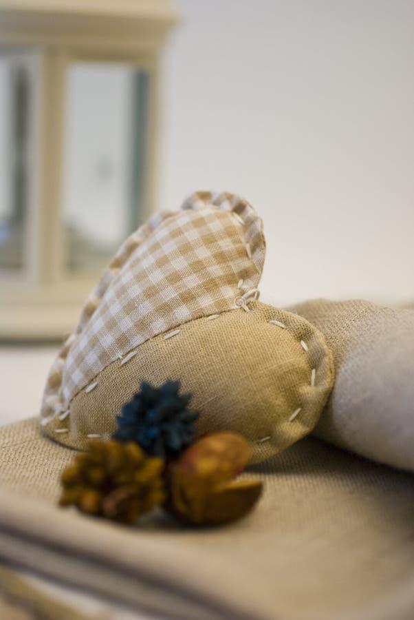 Tissus et produits de textile photographie stock