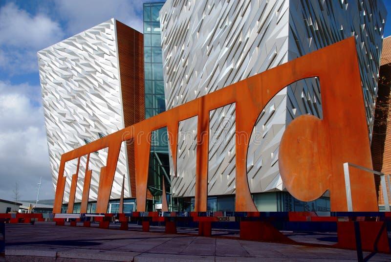 Download Titanic Belfast editorial image. Image of boating, ireland - 34425065