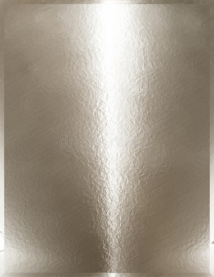 Titanium хром Bg стиля стоковое фото rf