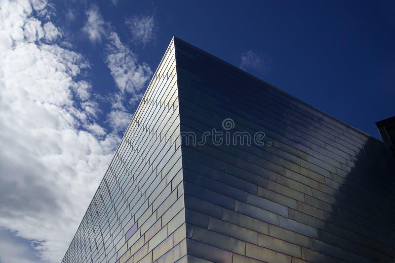 Titanium edge royalty free stock photo