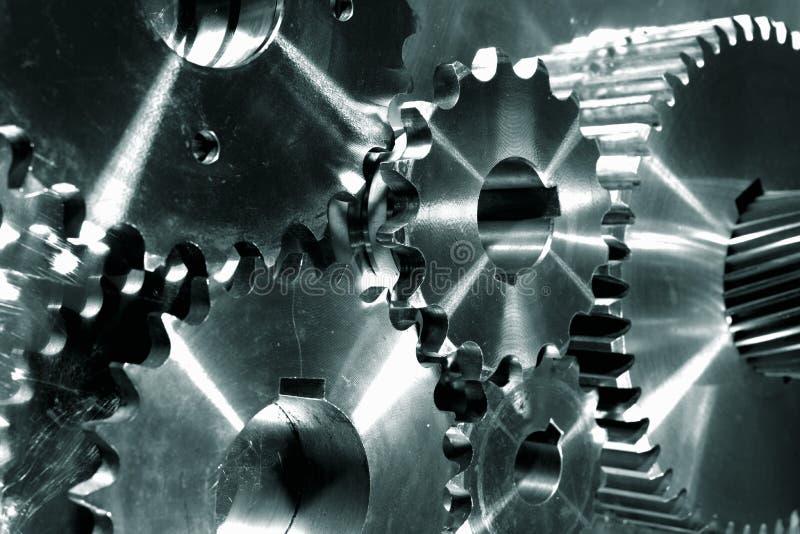 Titanium strömkugghjulhjul fotografering för bildbyråer