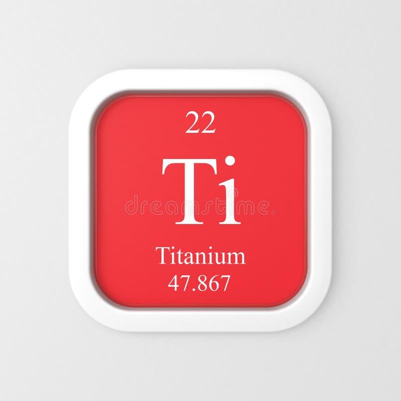 Titanium symbol from periodic table stock illustration download titanium symbol from periodic table stock illustration illustration of chemistry education 114313014 urtaz Gallery