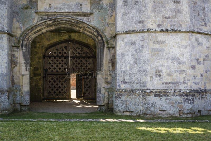 Titchfield修道院,汉普郡,英国,英国 免版税库存图片