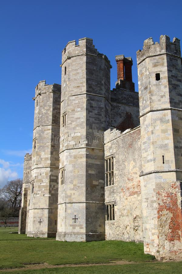 Titchfield abbotskloster royaltyfria bilder