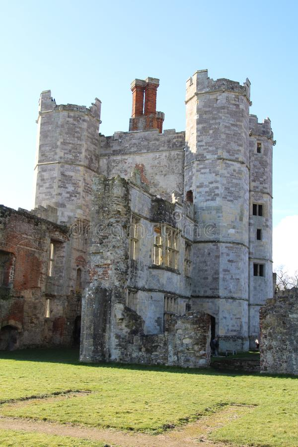 Titchfield abbotskloster arkivbild