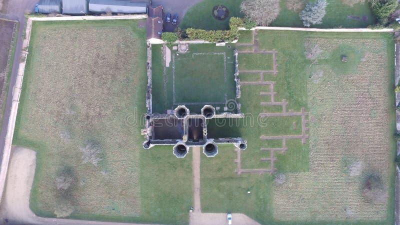 Titchfield abbotskloster royaltyfri foto