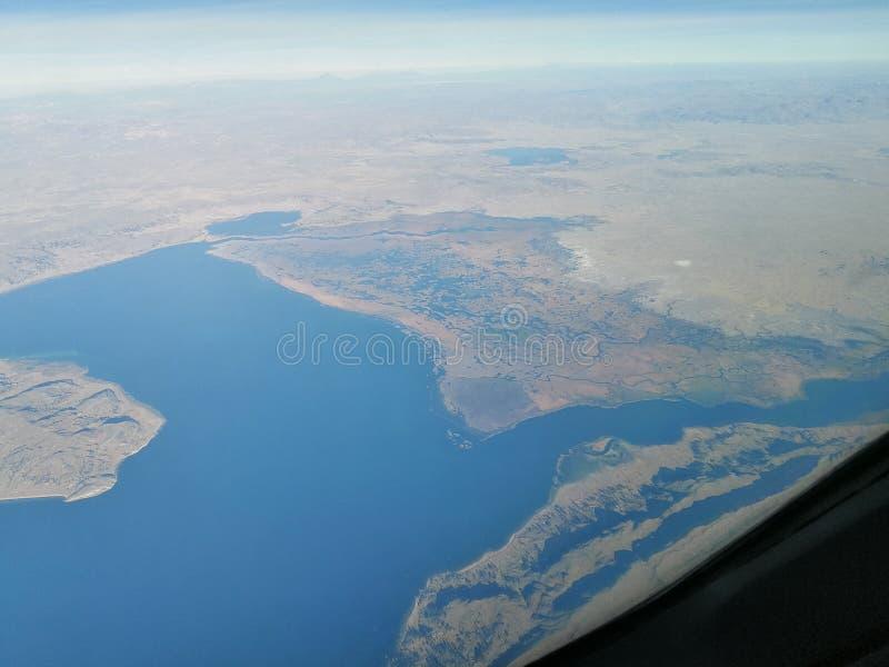 Titicaca impressionante do lago fotos de stock royalty free