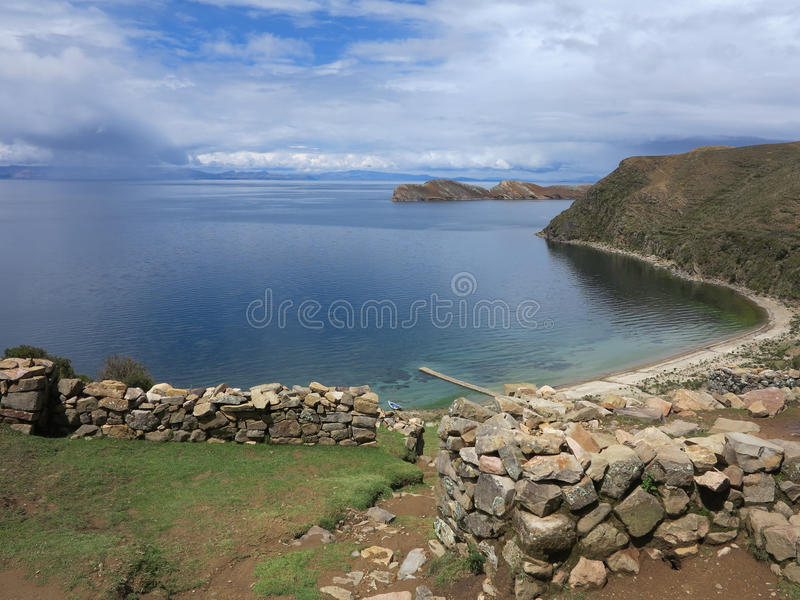 Download Titicaca lake, bolivia stock photo. Image of water, outdoors - 39509788